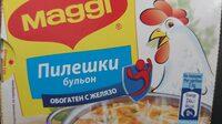 Bouillon de poulet - Product - bg