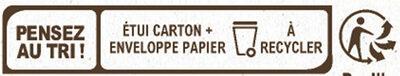 MAGGI Bouillon BIO Bouquet Garni - Istruzioni per il riciclaggio e/o informazioni sull'imballaggio