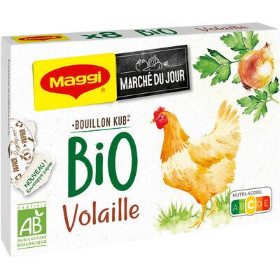 MAGGI Bouillon BIO Volaille - 9