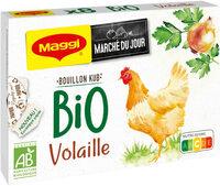 MAGGI Bouillon BIO Volaille - Product - fr