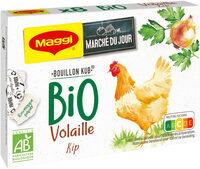 MAGGI Bouillon BIO Volaille - Produit - fr