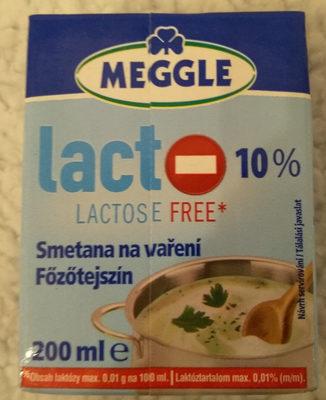 Főzőtejszín Lactose Free - Produit - hu