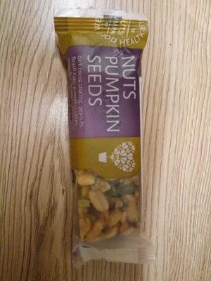 Nuts & Pumpkin Seeds - Produit - hu