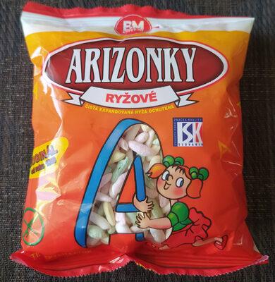 Arizonky rýžové - Produit - cs