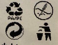 Tofu bílé - Istruzioni per il riciclaggio e/o informazioni sull'imballaggio - cs