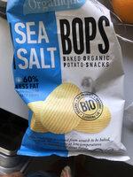 Organique Potato Snack With Sea Salt 85G - Prodotto - fr