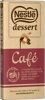 NESTLE DESSERT Chocolat blanc Café - Product - fr