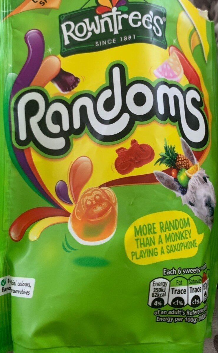 Randoms - Product - en
