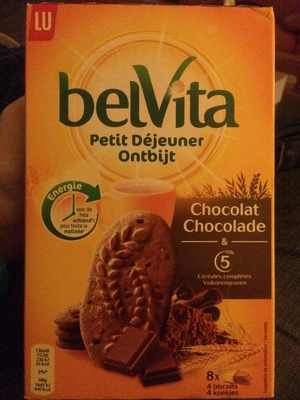 Belvita Petit Déjeuner Chocolat - Product - fr