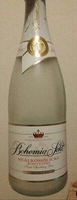nealkoholické šumové víno - Produkt - cs