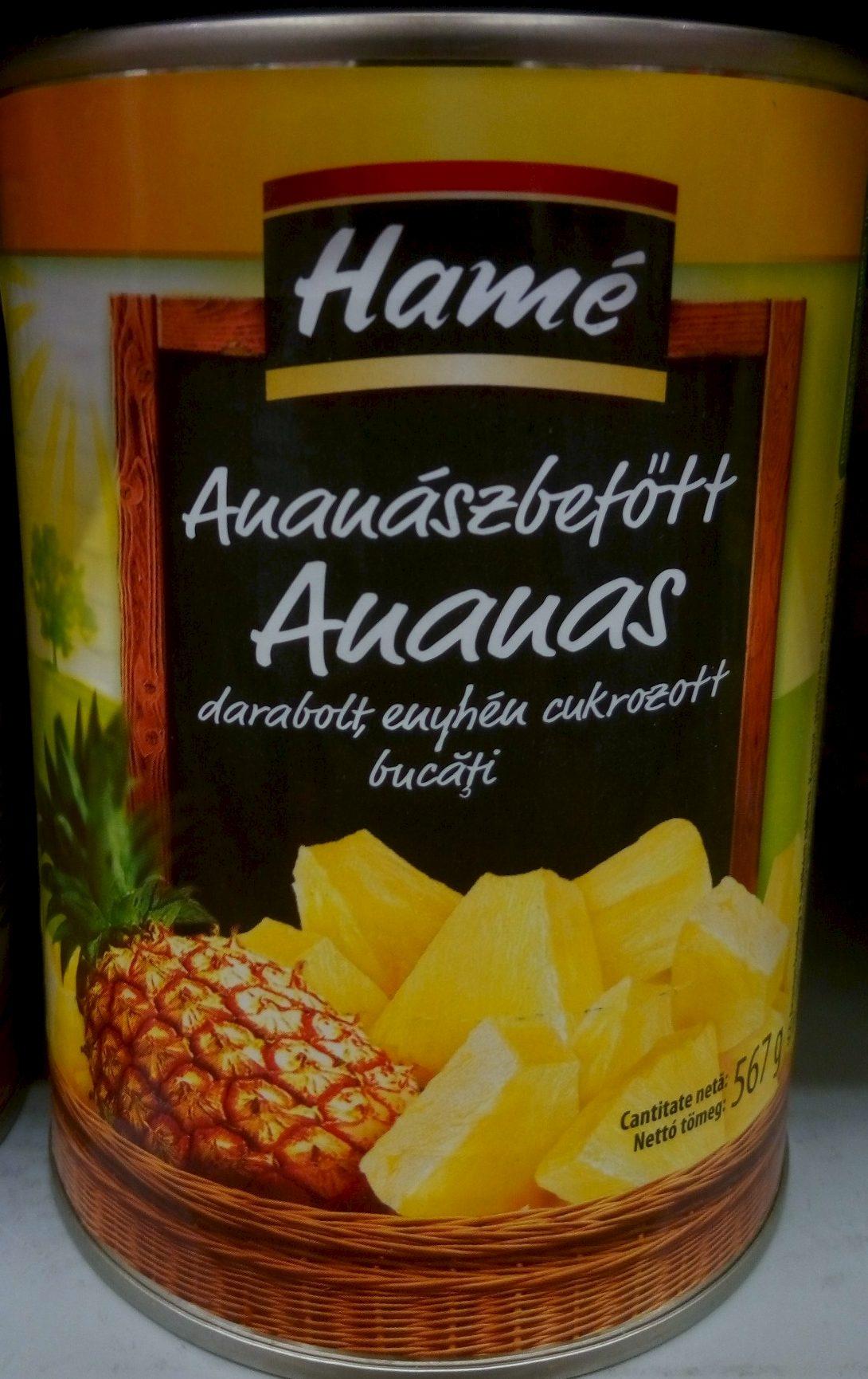 Ananászbefőtt - Produit - hu