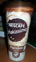 Nescafe Latte Espresso - Product