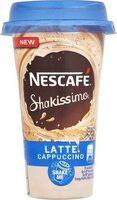 Shakissimo Latte Cappuccino - Producte - en