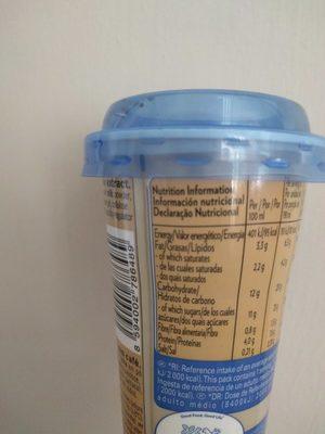 Shakissimo Latte Cappuccino - Producto - es