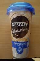 Shakissimo Latte Cappuccino - Produit - fr