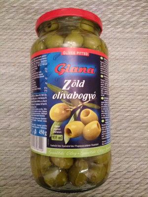 Giana Olivy bez pecky - Produit - hu