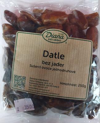 Datle bez jader - Produit - cs