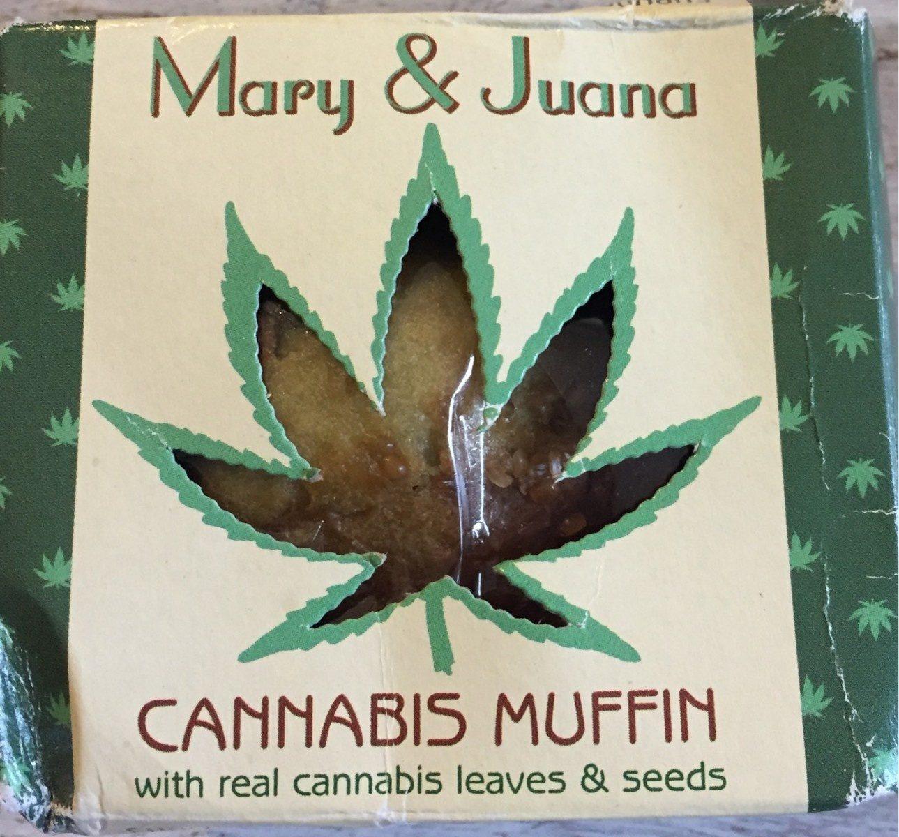 Cannabis Muffin - Produit