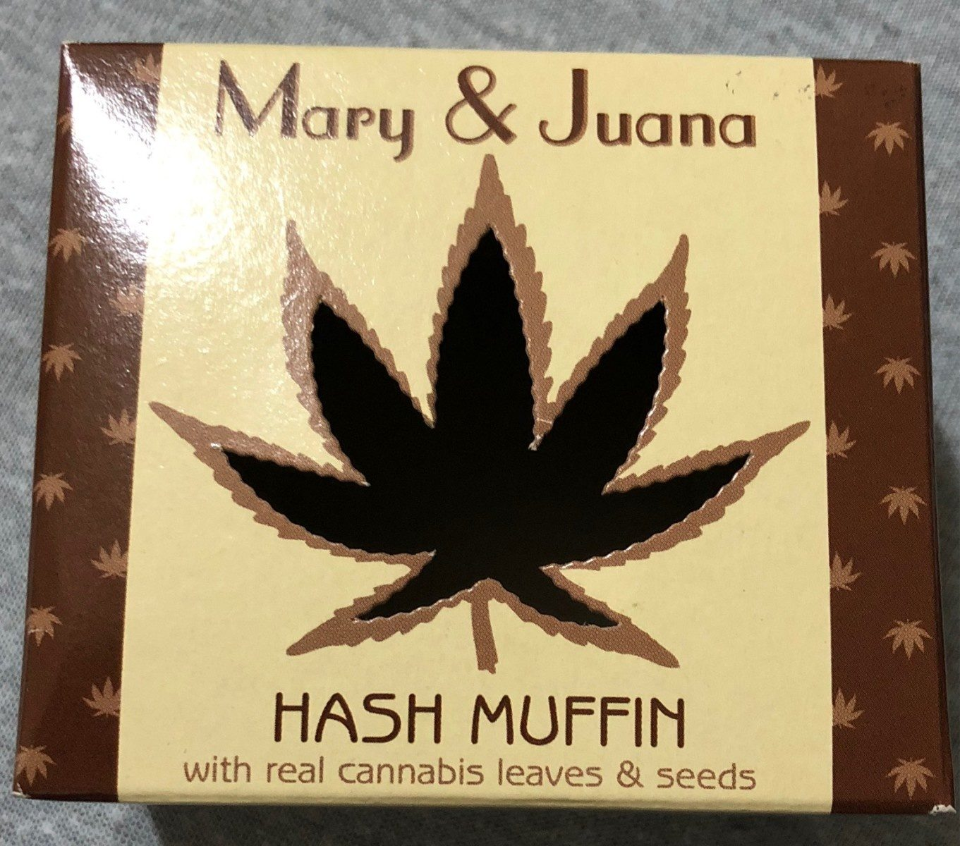 Hash Muffin - Produit