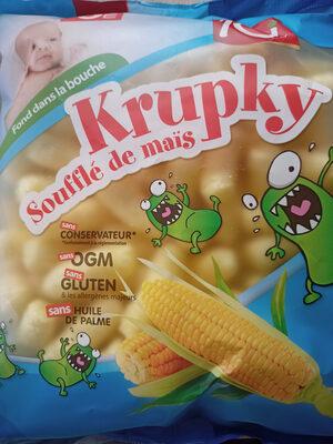Krupky - Soufflé de Maïs Bébé - Prodotto - fr