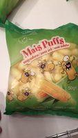 Mais Puffs Sans sel - Produit - fr