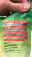 Mais Puffs Sans sel - Informations nutritionnelles - fr
