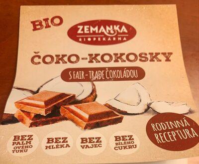 Čoko-kokosky - Prodotto - cs