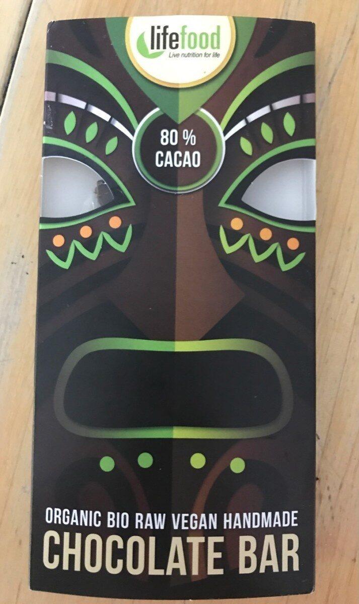 Organic bio raw vegan handmade chocolate bar - Prodotto - fr
