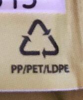 Lifebar chia pistachio - Instruction de recyclage et/ou informations d'emballage - fr