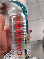 Activity drink - Informations nutritionnelles - fr