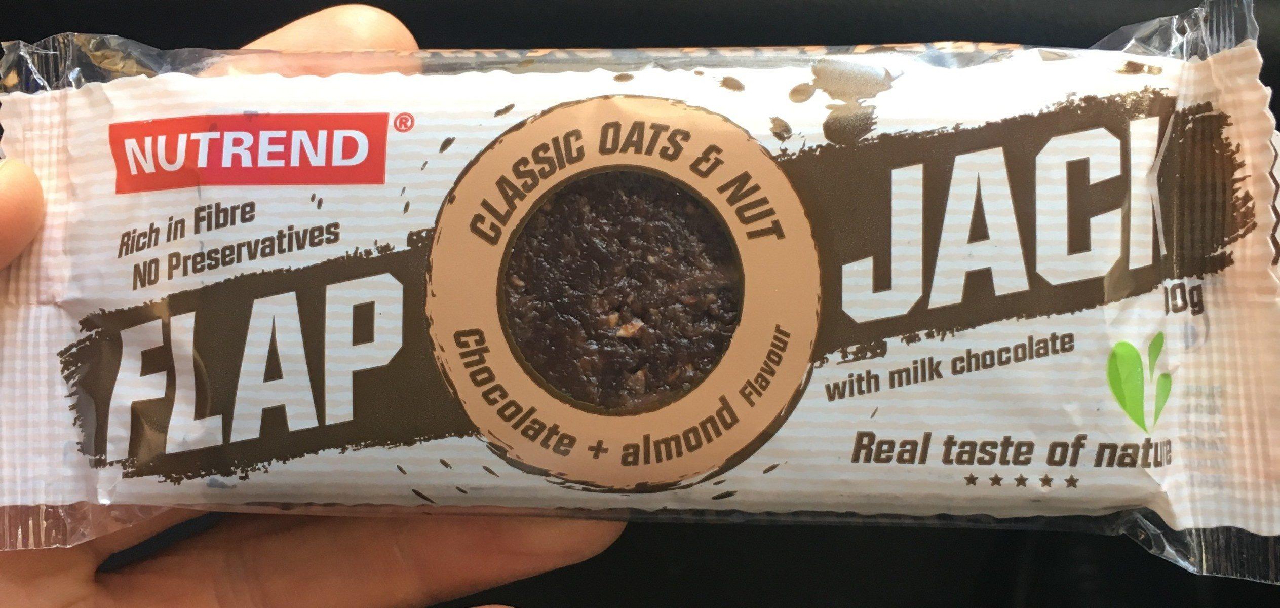 Flap jack - Product - en