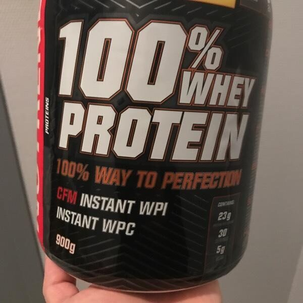 100% WHEY PROTEIN - Product - en