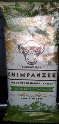 Barre énergétique raisin sec et noix - Produit