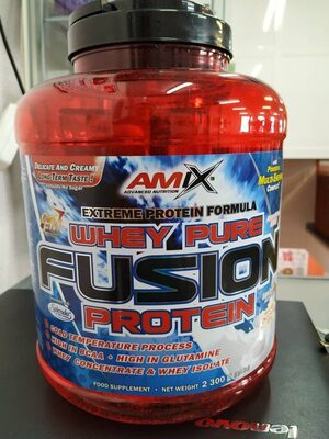 Whey pure fusion protein - Product