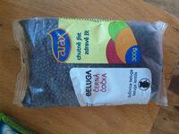 beluga černá čočka - Product - cs