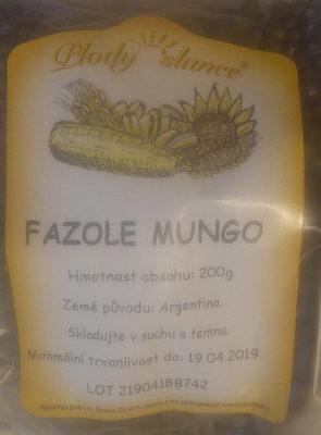 Fazole Mnugo - Product - cs