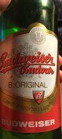 Budweiser Budvar beer - Product - en