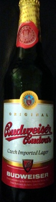 Budweiser Budvar beer - Produto - en
