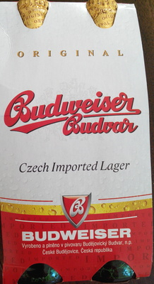 Czech Imported Lager - Product - fr