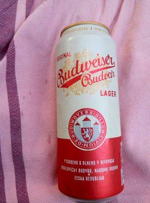 Budweiser Budvar B:ORIGINAL - Product - fr