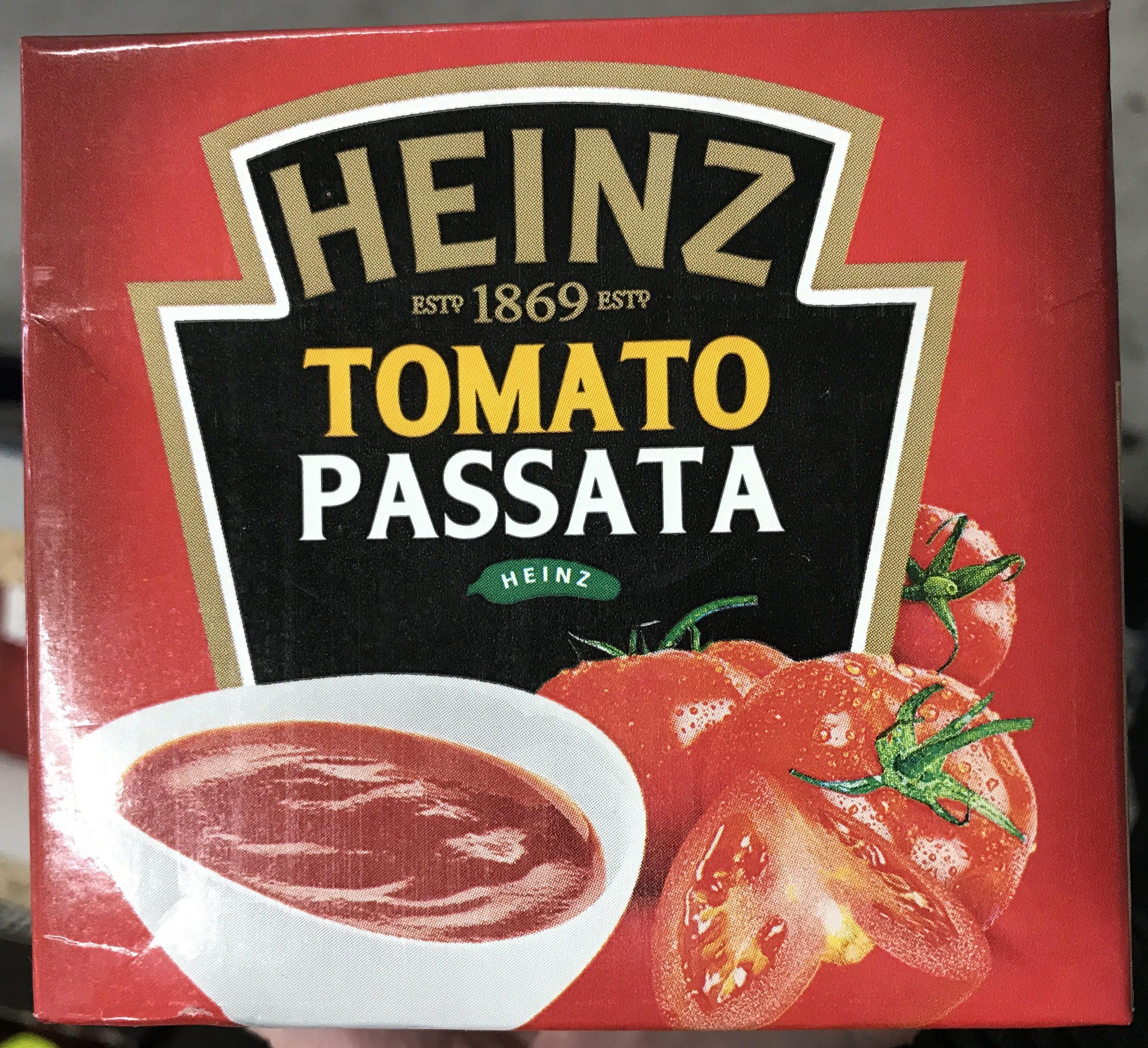 Tomato Passata - Product