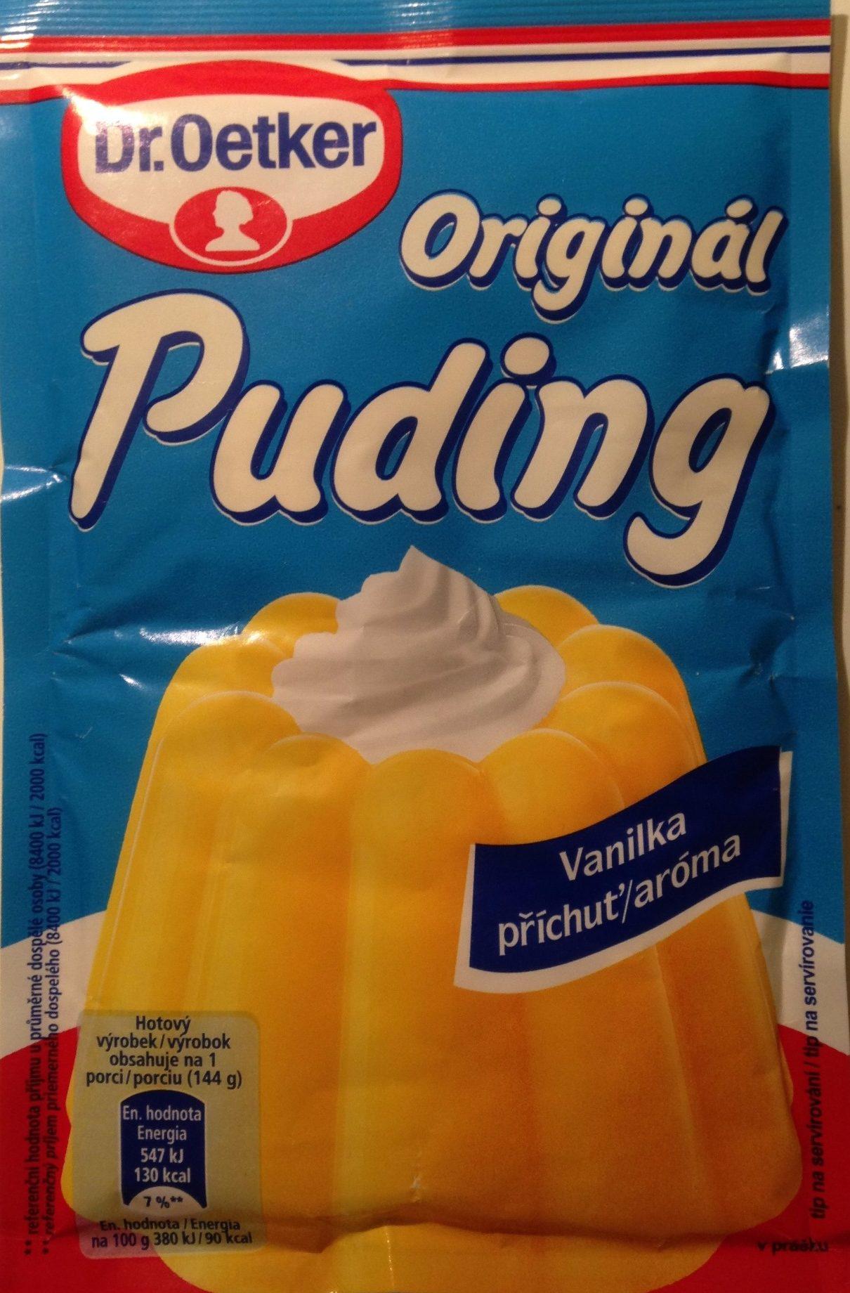 Original Puding - Product - en