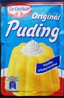 Original Puding - Product - sk