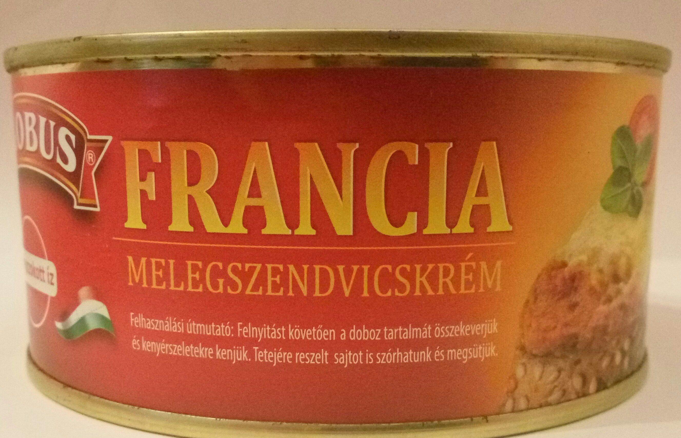 Franicia melegszendvicskrém - Produit - hu