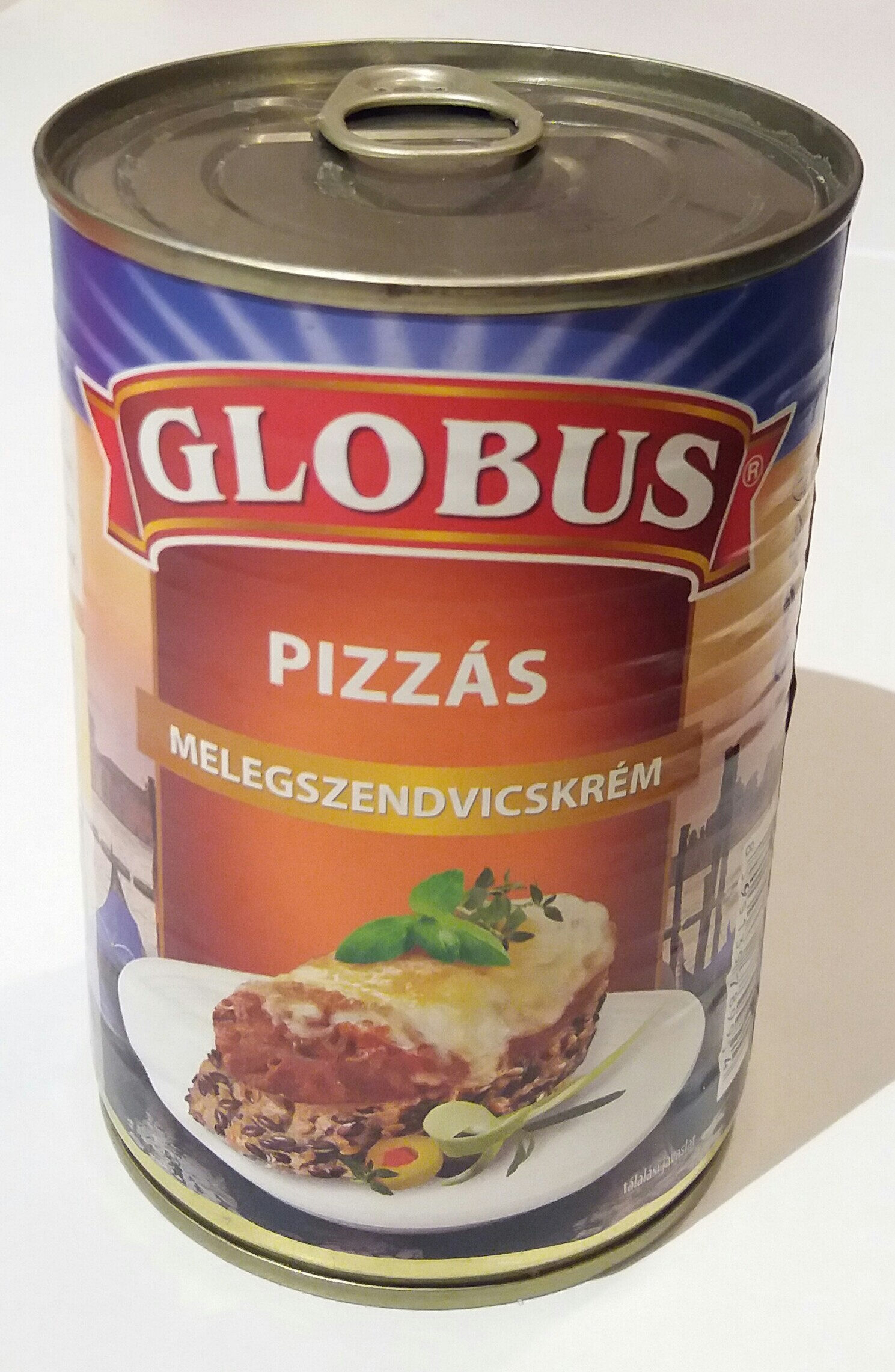 Pizzás melegszendvicskrém - Product - hu
