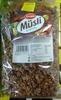 Müsli Crunchy - Chocolat - Product