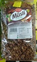 Müsli Crunchy - Chocolat - Prodotto - fr