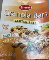 Granola bars fruit mix - Product