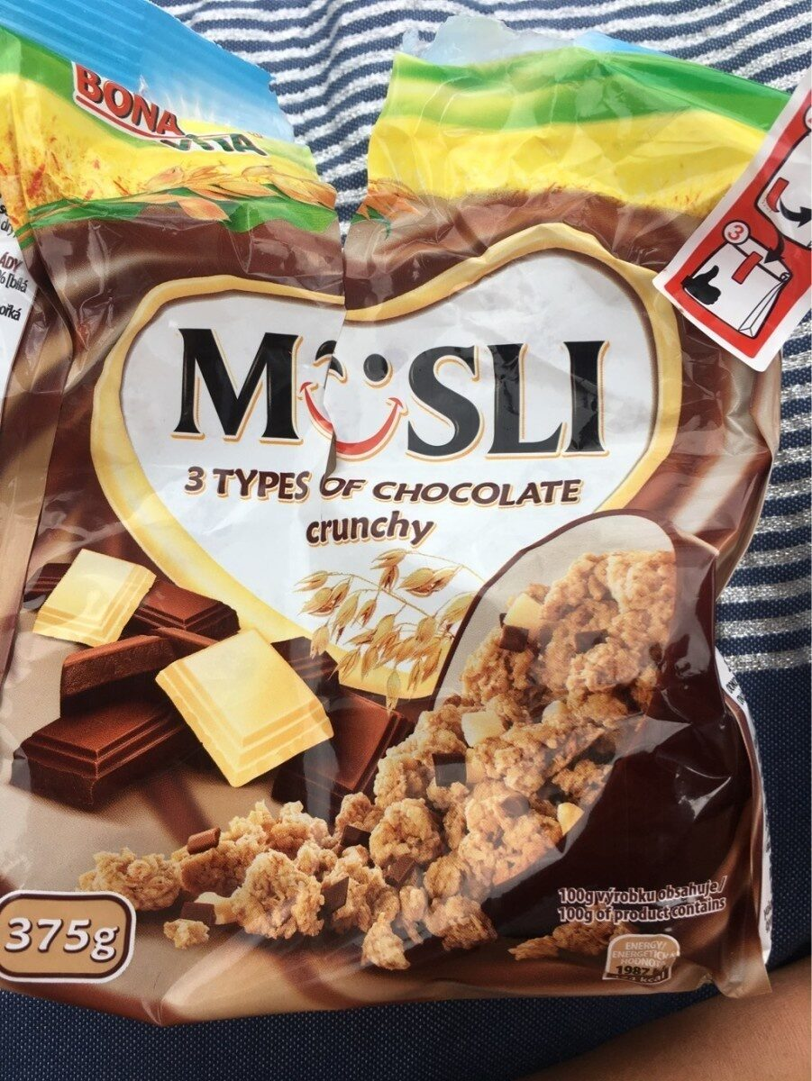 Musli - Product - fr