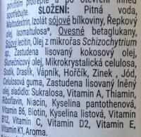 Mana - Ingredients - cs